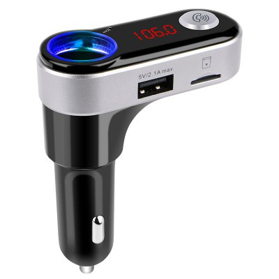 Reproductor MP3 para Coche con Bluetooth Dual