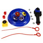 Alloy High Speed Competition Gyro Wheel for Kid - 1 Set