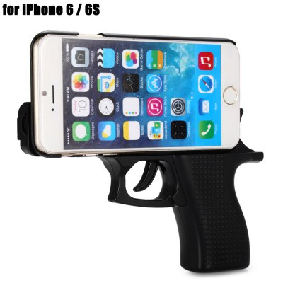 Pistol Design Protective Phone Back Case for iPhone 6 / 6S