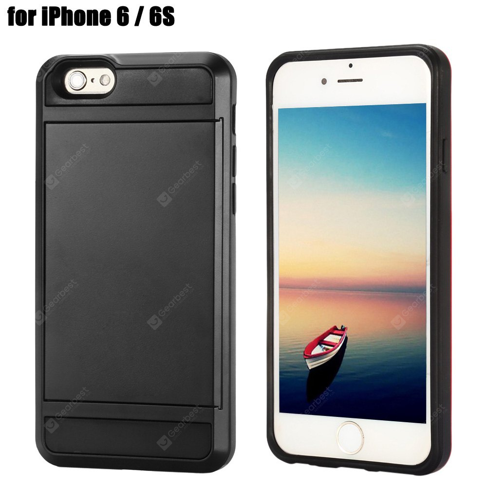 Practical Phone Back Case for iPhone 6 - 6S
