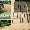 LYDIY - 40 Square Shape Paving Concrete Mold