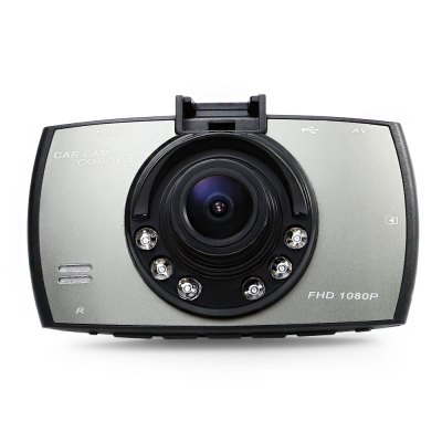 G30 1080P FHD 170 Degree Wide Angle Car DVRCar DVR<br>G30 1080P FHD 170 Degree Wide Angle Car DVR<br><br>Model: G30<br>Type: Full HD Dashcam<br>Chipset Name: Novatek<br>Chipset: Novatek 96620<br>System requirements: Win 7,Windows 2000 / XP / Vista<br>Max External Card Supported: TF 32G (not included)<br>Class Rating Requirements: Class 6 or Above<br>Screen size: 2.4inch<br>Screen type: LCD<br>Battery Type: Built-in<br>Charge way: Car charger<br>Wide Angle: 170 degree wide angle<br>Video format: AVI<br>Video Resolution: 1080P (1920 x 1080)<br>Video Output : AV-Out<br>Image Format : JPG<br>Image resolution: 12M (4032 x 3024)<br>Audio System: Built-in microphone/speacker (AAC)<br>Exposure Compensation: +1,+1/3,+2,+4/3,+5/3,-1,-1/3,-2,-2/3,-4/3,-5/3,0,2/3<br>White Balance Mode: Auto,Cloudy,Daylight,Fluorescent,Tungsten<br>Loop-cycle Recording : Yes<br>Loop-cycle Recording Time: 1min,2min,3min,OFF<br>Motion Detection: Yes<br>Night vision : Yes<br>G-sensor: Yes<br>Time Stamp: Yes<br>Interface Type: Mini HDMI,Mini USB,TF Card Slot<br>Language: Deutsch,English,French,Italian,Japanese,Korean,Polski,Russian,Simplified Chinese,Spanish,Traditional Chinese<br>Frequency: 50Hz,60Hz<br>Product weight: 0.056 kg<br>Package weight: 0.340 kg<br>Product size (L x W x H): 8.00 x 4.80 x 3.80 cm / 3.15 x 1.89 x 1.5 inches<br>Package size (L x W x H): 16.80 x 12.10 x 12.50 cm / 6.61 x 4.76 x 4.92 inches<br>Package Contents: 1 x Car DVR, 1 x Car Charger (3m Approx.), 1 x Suction Cup Bracket, 1 x English / Chinese User Manual