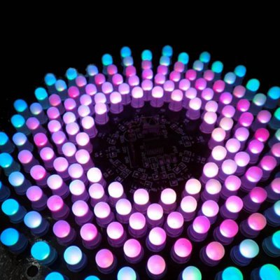 RGB LED Flashing Kit Electric Components