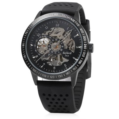 daybird 3424 Business Style Men Automatic Mechanical Watch