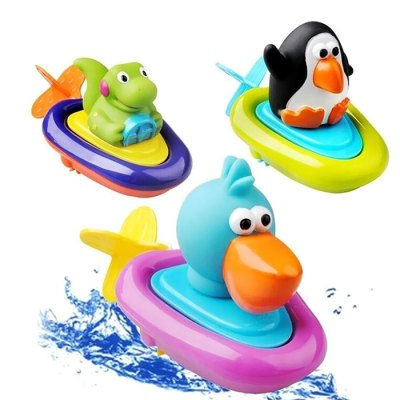 Animal Bath Shower ToyOutdoor Fun &amp; Sports<br>Animal Bath Shower Toy<br><br>Materials: PVC<br>Theme: Animals<br>Features: Bath / Wash<br>Series: Entertainment<br>Package weight: 0.120 kg<br>Package size: 18.00 x 11.00 x 10.00 cm / 7.09 x 4.33 x 3.94 inches<br>Package Contents: 1 x Bath Toy