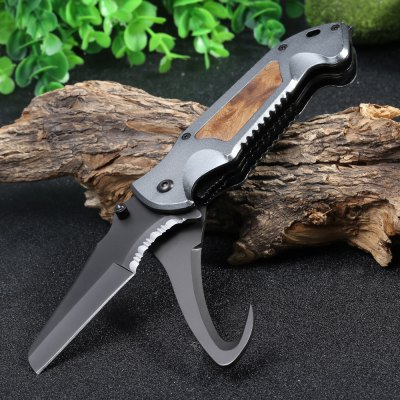 SY3244 Multifunctional Liner Lock Foldable Knife