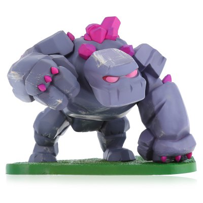 coc-golem-figure-model-collection-table-decor