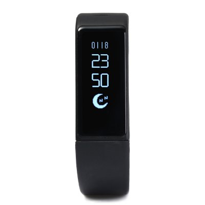 I5 Plus Smart Bluetooth 4.0 WatchSmart Watches<br>I5 Plus Smart Bluetooth 4.0 Watch<br><br>Bluetooth version: Bluetooth 4.0<br>People: Unisex table<br>Waterproof: Yes<br>Waterproof Rating : IP65<br>Colors: Black,Blue,Red<br>Screen: Yes<br>Screen type: OLED<br>Language: English,German,Italian,Russian,Spanish<br>Battery Type: Lithium-polymer battery<br>Battery Capacity: 75mAh<br>Standby time: About 5 - 7 days<br>Functions: Call reminder,Calories burned measuring,Camera remote control,Find your phone,Incoming calls show,Sedentary reminder,Sleep management,SMS Reminding,Steps counting<br>Shape of the dial: Rectangle<br>Case material: PC<br>Band material: TPU<br>The dial thickness: 0.9 cm / 0.35 inches<br>The dial diameter: 1.9 cm / 0.75 inches<br>The band width: 1.9 cm / 0.75 inches<br>Product weight: 0.024 kg<br>Package weight: 0.075 kg<br>Product size (L x W x H): 22.00 x 1.90 x 0.90 cm / 8.66 x 0.75 x 0.35 inches<br>Package size (L x W x H): 20.00 x 10.00 x 4.00 cm / 7.87 x 3.94 x 1.57 inches<br>Package Contents: 1 x I5 Plus Smart Wristband, 1 x Chinese and English Manual