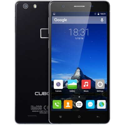 Cubot S550 Pro Android 5.1 5.5 inch 4G Phablet