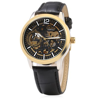 CJIABA GK8002 Fashion Men Automatic Mechanical Watch