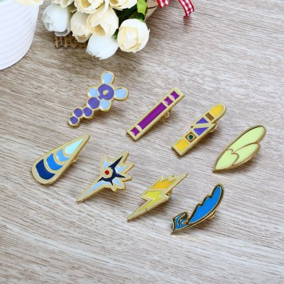 Cartoon Alloy Badge Movie Product Children PresentKey Chains<br>Cartoon Alloy Badge Movie Product Children Present<br><br>Completeness: Finished Goods<br>Gender: Unisex<br>Materials: Metal<br>Package Contents: 8 x Badge<br>Package size: 12.00 x 13.00 x 4.00 cm / 4.72 x 5.12 x 1.57 inches<br>Package weight: 0.160 kg<br>Product weight: 0.144 kg<br>Stem From: Japan<br>Theme: Movie and TV