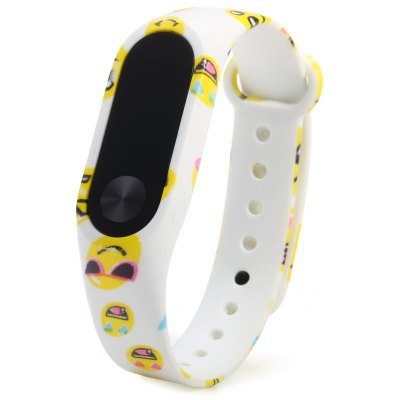 TPU Watch Strap for Xiaomi Miband 2