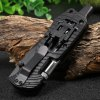 Multifunctional Liner Lock Folding Knife with Screw Heads / LED for sale