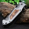 best SY3244 Multifunctional Liner Lock Foldable Knife