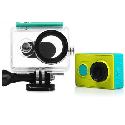 40M Waterproof Cover Case for Xiaomi Yi Action Camera