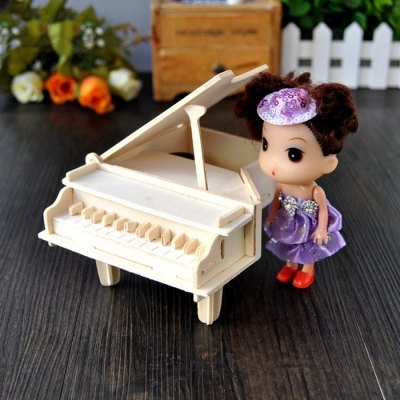 Wooden Music Box PianoNovelty Toys<br>Wooden Music Box Piano<br><br>Material: Wood<br>Package Contents: 2 x Assembled Wood Board, 1 x Doll, 1 x Screwdriver<br>Package size: 35.00 x 22.00 x 1.00 cm / 13.78 x 8.66 x 0.39 inches<br>Package weight: 0.350 kg<br>Product size: 34.00 x 21.00 x 0.50 cm / 13.39 x 8.27 x 0.2 inches