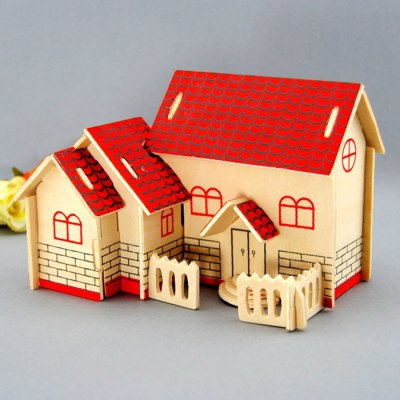 Wooden Music Box Villa ShapeOther Musical Instruments<br>Wooden Music Box Villa Shape<br><br>Material: Wood<br>Package Contents: 2 x Assembled Wood Board<br>Package size: 22.00 x 18.00 x 1.00 cm / 8.66 x 7.09 x 0.39 inches<br>Package weight: 0.2500 kg<br>Product size: 21.00 x 17.00 x 0.50 cm / 8.27 x 6.69 x 0.2 inches