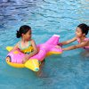 PVC Children Inflatable Cartoon Airplane Swimming Ring Float deal