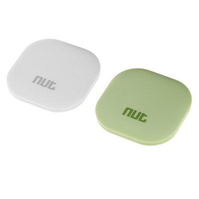 Nut 3 Bluetooth 4.0 Anti-lost Tracker Alarm System 2pcs