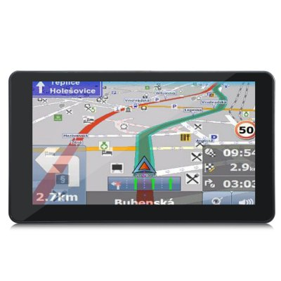 901 7 inch Android 4.4 Car Tablet GPS DVR