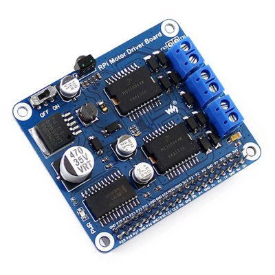 DC Stepper Motor Driver Expansion Board for Robot Smart Car