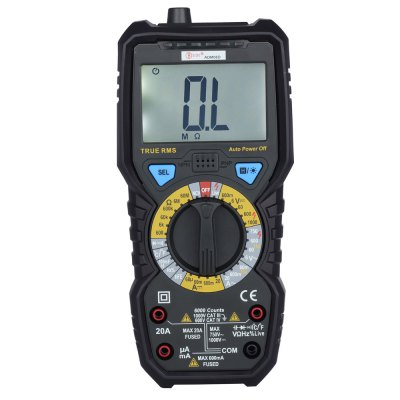 BSIDE ADM08D Non-contact True RMS Value Digital Multimeter