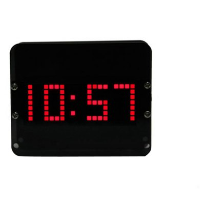 LED Digital Phantom Clock Kit Gravity Sensor for DIY Project
