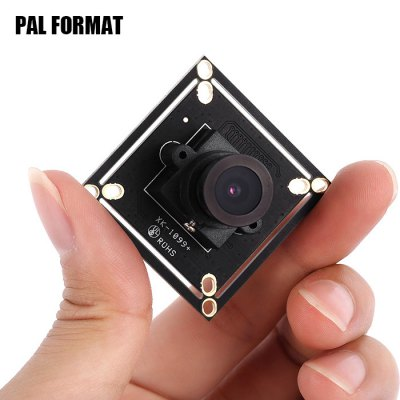 1000TVL 2.8mm Lens COMS Camera PAL Format