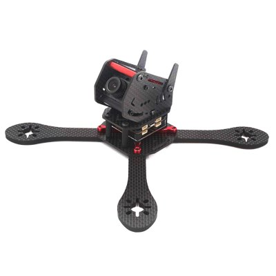 DUBAI 225mm RC Quadcopter Carbon Fiber Frame Kit - DIY