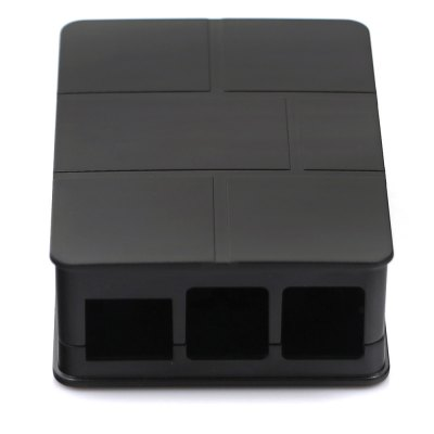 Protective ABS Enclosure Case for Raspberry Pi 3