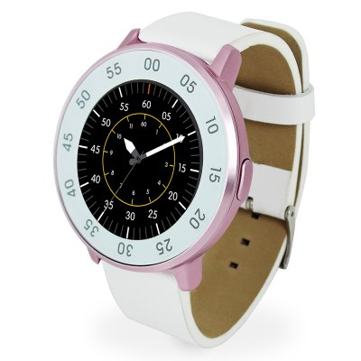 ZGPAX S366 BLE 4.0 Smartphone Watches for AndroidSmart Watches<br>ZGPAX S366 BLE 4.0 Smartphone Watches for Android<br><br>Alert type: Ring, Vibration<br>Available Color: Black,Rose Gold,Silver<br>Band material: Leather<br>Band size: 18.6 x 2 cm / 7.32 x 0.79 inches<br>Battery  Capacity: 200mAh<br>Bluetooth calling: Call log sync,Phonebook<br>Bluetooth Version: Bluetooth 4.0<br>Brand: ZGPAX<br>Built-in chip type: MTK2502<br>Case material: Aluminium<br>Charging Time: About 3hours<br>Compatability: Android 4.2 / iOS 7.0 and Above System<br>Compatible OS: Android, IOS<br>Dial size: 4.7 x 4.7 x 0.8 cm / 1.85 x 1.85 x 0.31 inches<br>Find phone: Yes<br>Health tracker: Pedometer,Sedentary reminder,Sleep monitor<br>Language: Arabic,Dutch,English,French,German,Hebrew,Indonesian,Italian,Korean,Malay,Polish,Portuguese,Russian,Simplified Chinese,Spanish,Thai,Traditional Chinese,Turkish,Vietnamese<br>Locking screen : 9<br>Notification: Yes<br>Operating mode: Touch Screen<br>Other Function: Stopwatch, Calender, Calculator, Alarm<br>Package Contents: 1 x ZGPAX S366 Smart Watch, 1 x English User Manual, 1 x Charing Cable<br>Package size (L x W x H): 9.50 x 9.50 x 8.30 cm / 3.74 x 3.74 x 3.27 inches<br>Package weight: 0.210 kg<br>People: Female table,Male table<br>Product size (L x W x H): 23.00 x 4.70 x 0.80 cm / 9.06 x 1.85 x 0.31 inches<br>Product weight: 0.040 kg<br>Remote control function: Remote music<br>ROM: 128MB<br>Screen: LED<br>Screen resolution: 360 x 360<br>Shape of the dial: Round<br>Standby time: About 48 hours<br>Type of battery: Polymer Battery<br>Waterproof: No<br>Wearing diameter: 17.5 - 22 cm / 6.89 - 8.66 inches