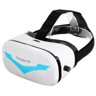 NEWJOBS VR Virtual Reality 3D Glasses for Smartphone