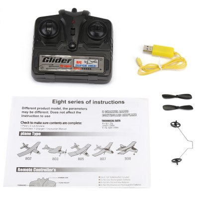 NC26170 2-Channel Remote Control Airplane от GearBest.com INT