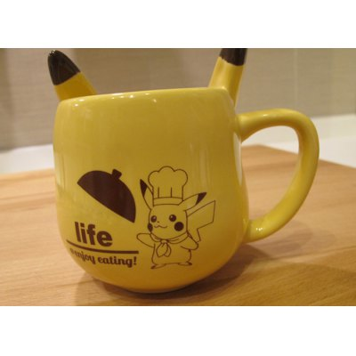 Anime Cup with Cartoon Character