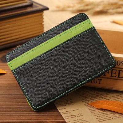 Men Trendy Magic Wallet High Quality PU US Dollar Purse