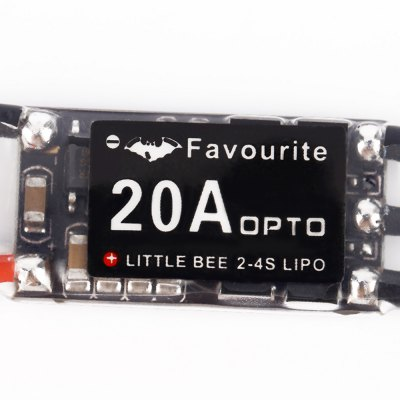 Favourite LittleBee 20A 2 - 4S Mini ESC