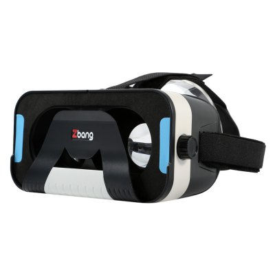 Zbang VR Mini 3D Glasses for 4.5 - 6.0 inch Smartphone