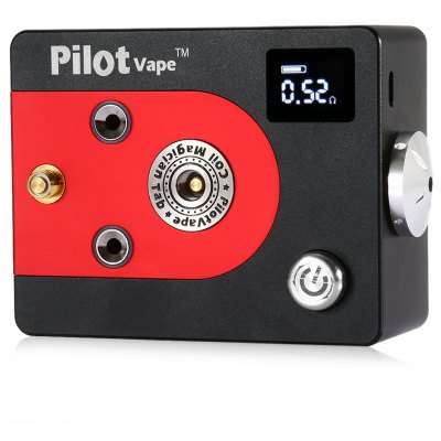 Original Pilot Vape Coil Magician Tab Version 2 Ohm and Voltage Tester