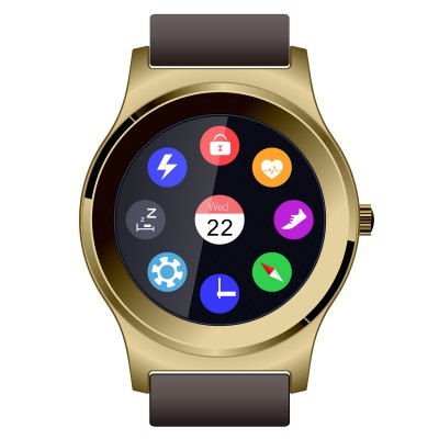 NeeCoo V3 Heart Rate Monitor Smartwatch with Bluetooth 4.0