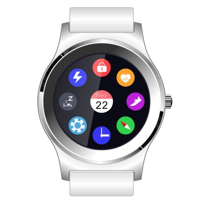 NeeCoo V3 Bluetooth 4.0 Monitor della frequenza cardiaca Smart Watch