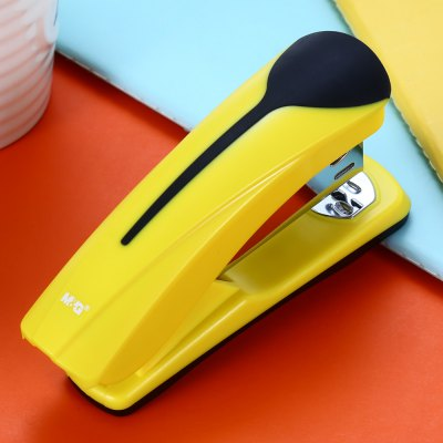 MG ChenGuang ABS91641 Stapler Book StaplingOther Supplies<br>MG ChenGuang ABS91641 Stapler Book Stapling<br><br>Brand: MG ChenGuang<br>Color: Blue,Green,Rose,Yellow<br>Package Contents: 1 x MG ChenGuang ABS91641 Stapler<br>Package size (L x W x H): 14.00 x 5.00 x 7.00 cm / 5.51 x 1.97 x 2.76 inches<br>Package weight: 0.133 kg<br>Product size (L x W x H): 12.00 x 3.50 x 5.50 cm / 4.72 x 1.38 x 2.17 inches<br>Product weight: 0.111 kg