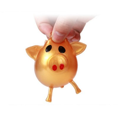 Funny Squeeze Pig Elastic Vent Kid Toy for Stress ReleaseSquishy toys<br>Funny Squeeze Pig Elastic Vent Kid Toy for Stress Release<br><br>Features: Creative Toy<br>Materials: Other<br>Package Contents: 1 x Squeeze Pig Toy<br>Package size: 6.00 x 6.00 x 6.00 cm / 2.36 x 2.36 x 2.36 inches<br>Package weight: 0.090 kg<br>Product size: 5.50 x 5.50 x 5.50 cm / 2.17 x 2.17 x 2.17 inches<br>Series: Entertainment<br>Theme: Other