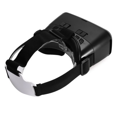 VR Happy V5 3D Glasses for 3.5 - 5.5 inch Smartphone
