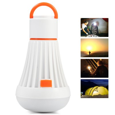 Portable Bulb Light Battery Operated with Hanging Hook