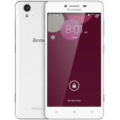 Lenovo A858 Android 4.4 5.0 inch 4G Smartphone