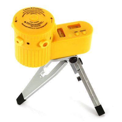 Mini 50MW Laser Level + Tripod for Construction / Remodeling
