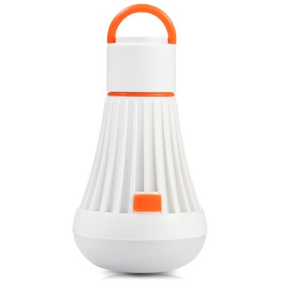 18650 AAA Portable Bulb with Hook MagnetOutdoor Lights<br>18650 AAA Portable Bulb with Hook Magnet<br><br>Emitters: Other<br>Emitters Quantity: 6<br>Lumens Range: 1-200Lumens<br>Power: 3W<br>Feature: Lightweight<br>Function: Camping,EDC,Hiking,Household Use,Night Riding,Walking<br>Switch Type: Clicky<br>Switch Location: Side Switch<br>Battery Type: 18650,AAA<br>Battery Quantity: 1 x 18650 or 3 x AAA battery (not included)<br>Power Source: Battery<br>Lens: Plastic Lens<br>Available Light Color: White<br>Available Color: White<br>Product weight: 0.064 kg<br>Package weight: 0.116 kg<br>Product size (L x W x H): 11.00 x 6.00 x 6.00 cm / 4.33 x 2.36 x 2.36 inches<br>Package size (L x W x H): 12.00 x 7.00 x 7.00 cm / 4.72 x 2.76 x 2.76 inches<br>Package Contents: 1 x Bulb, 1 x Carabiner, 1 x AAA Battery Holder, 1 x 18650 Battery Holder