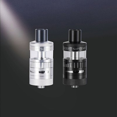Original Steam Crave 2ml Supreme Lite RDTARebuildable Atomizers<br>Original Steam Crave 2ml Supreme Lite RDTA<br><br>Available Color: Black,Silver<br>Brand: Steam Crave<br>Coil Quantity: Dual coil,Single coil<br>Material: Stainless Steel, Glass<br>Model: Supreme Lite<br>Overall Diameter: 23mm<br>Package Contents: 1 x Steam Crave 2ml Supreme Lite RDTA, 2 x 5ml Capacity Glass Tank, 1 x 5ml Top Cap, 1 x Accessories Bag<br>Package size (L x W x H): 9.13 x 8.03 x 3.50 cm / 3.59 x 3.16 x 1.38 inches<br>Package weight: 0.180 kg<br>Product size (L x W x H): 2.30 x 2.30 x 4.20 cm / 0.91 x 0.91 x 1.65 inches<br>Product weight: 0.065 kg<br>Rebuildable Atomizer: RBA,RDA,RTA<br>Tank Capacity: 2.0ml,5.0ml<br>Thread: 510<br>Type: Rebuildable Atomizer, Rebuildable Drippers, Rebuildable Tanks