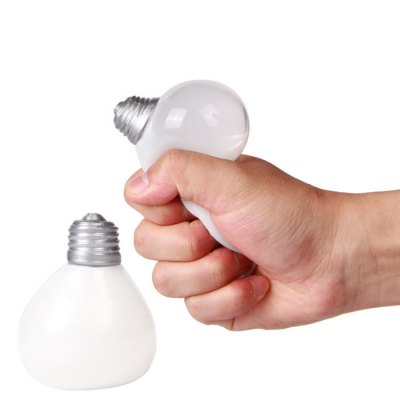 Funny Squeeze Elastic Bulb Vent Kid Toy for Stress Release