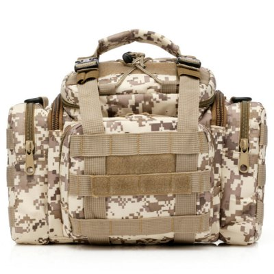 16L Outdoor Tactical Multipurpose Waist Bag with Strap